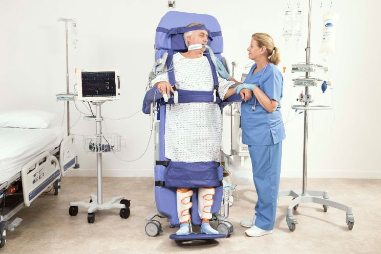 A lack of assistive equipment can be a barrier to mobility in the ICU